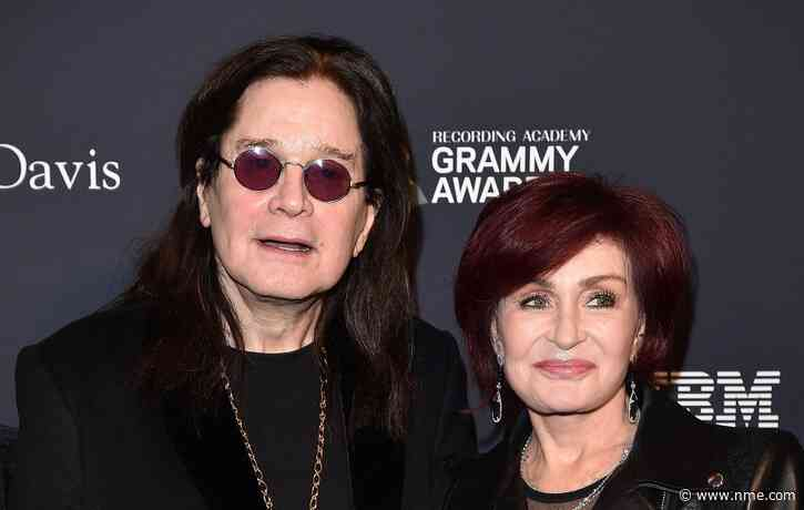 Ozzy Osbourne supports wife Sharon after 'The Talk' racism row