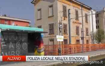 Alzano Lombardo, il comando di Polizia Locale nell'ex stazione - L'Eco di Bergamo
