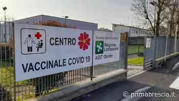 Vaccinazioni anti Covid: all'hub di Manerbio solo fragili e seconde dosi - Prima Brescia