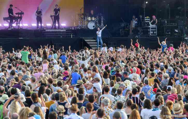 New study finds 90 per cent of festival-goers would feel confident attending a live event this year