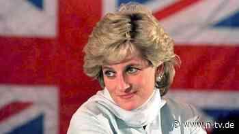 Erinnerung an Leben und Wirken: London ehrt Prinzessin Diana