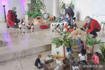 Ostergarten in Gerstetten: Sechs Stationen: Was dort zu sehen ist - Heidenheimer Zeitung