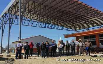 Entregan 40 proyectos en Las Varas, Madera - Segundo Segundo