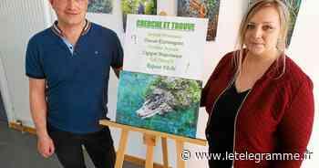 Guidel - Le « bestiaire végétal » s'expose à la médiathèque de Guidel - Le Télégramme