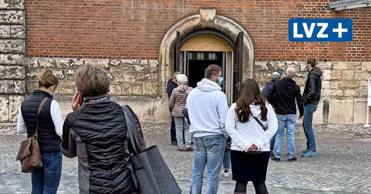Corona: So kann man sich in Eilenburg Ostern testen lassen - Leipziger Volkszeitung