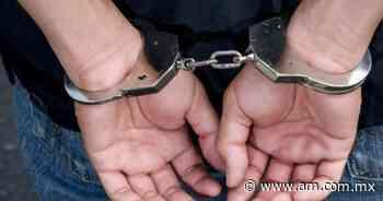 Detienen en Apan a hombre con arma de alto calibre - Periódico AM