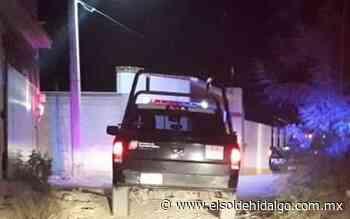 Liberan en Apan a hombre presuntamente secuestrado - El Sol de Hidalgo