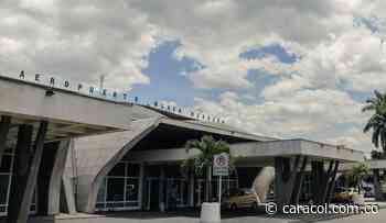 Aeropuerto Olaya Herrera espera movilizar 25.000 viajeros en Semana Santa - Caracol Radio