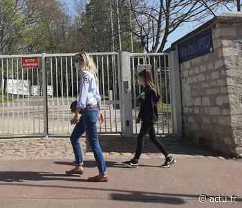 Yvelines. Collège Debussy de Saint-Germain-en-Laye : les élèves ont repris les cours pour 2 jours - actu.fr