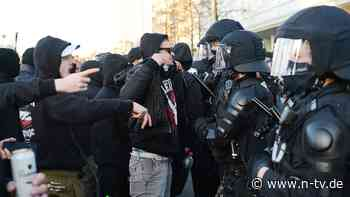 """""""Leute werden immer aggressiver"""": Wendt erwartet gefährliche Polizei-Einsätze"""