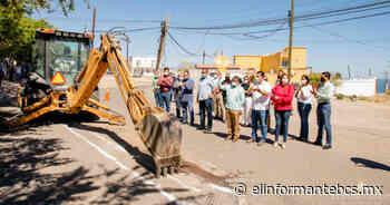 Inicia construcción y equipamiento de parque recreativo en Santa Rosalía - El Informante Baja California Sur