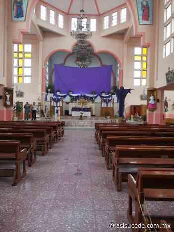 Parroquia de Santa Barbara en Toluca no hará ninguna representación del Viacrucis - Noticiario Así Sucede