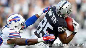 Ex-NFL player Kenbrell Thompkins charged with identity theft, unemployment fraud