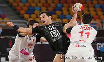 Handball: Egypt in tough group at 2020 Tokyo Olympic Games - Omni Sports - Sports - Ahram Online