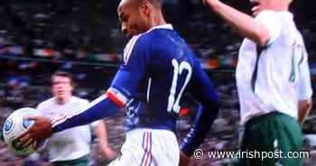 Thierry Henry hired security for his daughter following handball death threats - Irish Post