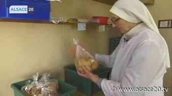 ROSHEIM : Au Monastère, l'heure est à la fabrication des hosties. - alsace20.tv