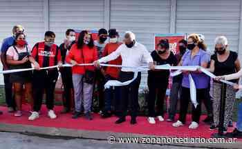 Julio Zamora inauguró una nueva senda aeróbica en General Pacheco - Zona Norte Diario Online