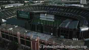 President Biden cautions against full stadiums, for now