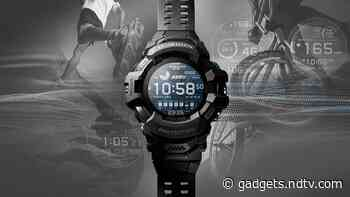 Casio GSW-H1000 G-Shock Rugged Smartwatch With Wear OS by Google, 200-Metre Water Resistance Launched