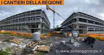 San Giovanni La Punta (CT). Lavori per il nuovo centro della Protezione civile - Sicilia Oggi Notizie