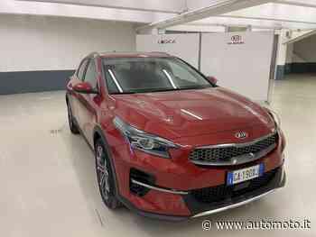 Vendo Kia Xceed 1.4 T-GDi Evolution nuova a Borgaro Torinese, Torino (codice 8758987) - Automoto.it