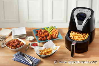 This Insignia air fryer is practically free with this Best Buy deal