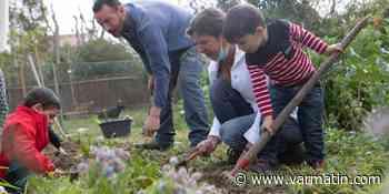 """À Lorgues, les tout-petits s'éveillent à la vie dans un jardin """"extraordinaire"""" - Var-Matin"""