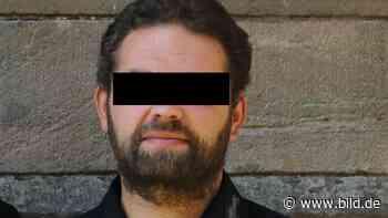 Weilerbach: Mutmaßlicher Doppelmörder: So lief die Flucht von Daniel M. - BILD