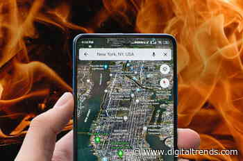 New Google Maps features offer a preview of doom-conscious tech