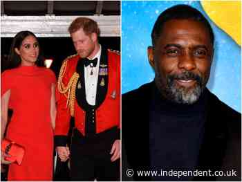 Idris Elba defends Harry and Meghan over Oprah interview: 'You cannot take someone's voice away'
