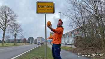 Die Suche nach dem Osterei: Damme   NDR.de - NDR.de