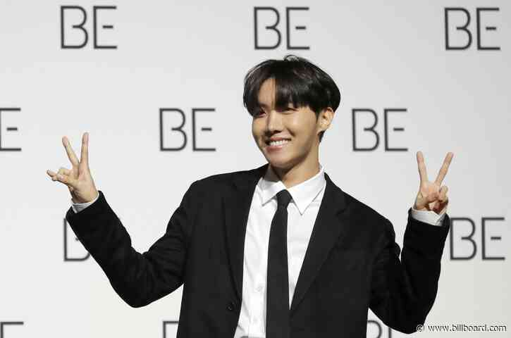 BTS' J-Hope Tried to Pull an April Fool's Day Prank, But Was Caught Red-'Headed'