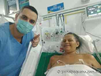 Eletroterapia é utilizada em Hospital de Chapadinha em recuperação de pacientes com Covid-19 – Jornal Pequeno - Jornal Pequeno