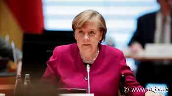 """""""Doch auch Licht und Hoffnung"""": Merkel ruft zu """"ruhigem"""" Osterfest auf"""