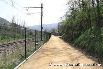Ariège. La voie verte entre Foix et Saint-Girons est désormais complète - Le Journal Toulousain