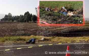 [VIDEO] Hallan en Abasolo a 4 hombres muertos - El Sol de León