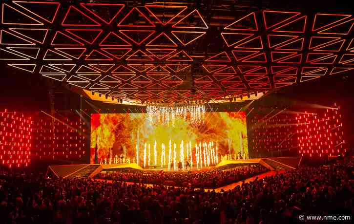3,500 fans set to be in attendance at Eurovision Song Contest 2021