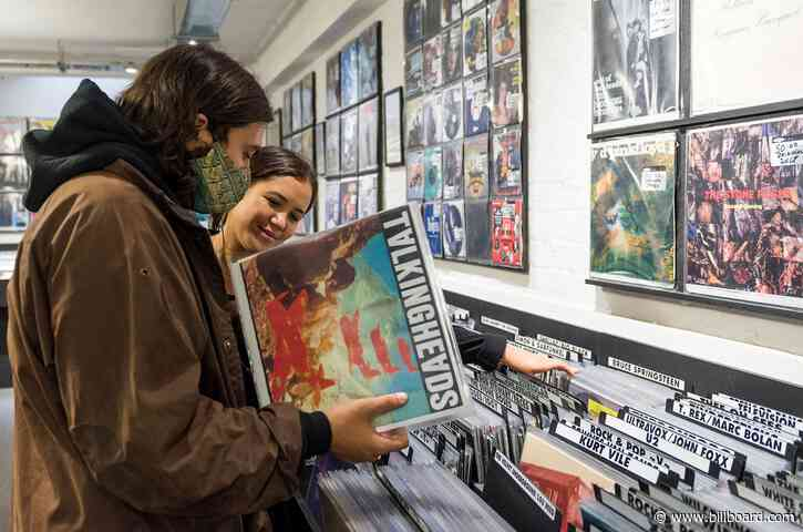 Sonic Youth: Young Fans Fuel Demand for Pop Vinyl — Will It Last Post-Virus?