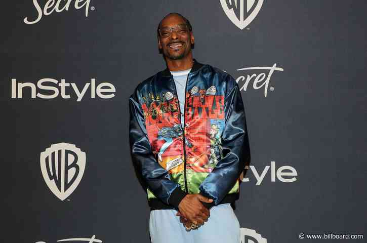 Snoop Dogg to Join 'The Voice' as a Mega Mentor