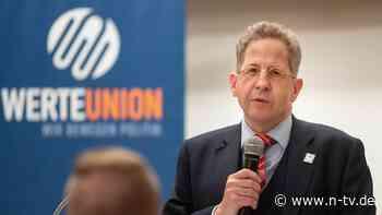 Rechts-(w)irrer Maaßen tritt an: Thüringens CDU zeigt Merkel den Mittelfinger