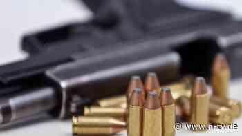 Munitionsskandal in Sachsen: LKA will Waffenentnahmen ab 2015 prüfen