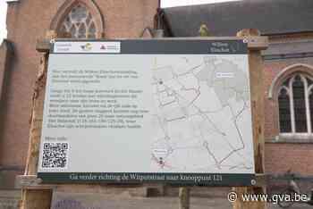 Aanpassing borden Willem Elsschotwandeling (Herselt) - Gazet van Antwerpen Mobile - Gazet van Antwerpen