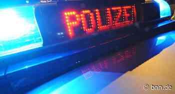 Mehrere Sachbeschädigungen in Gengenbach - BNN - BNN - Badische Neueste Nachrichten