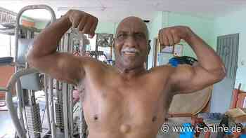 Bodybuilding mit 72: Dieser Mann ist noch immer topfit - t-online.de