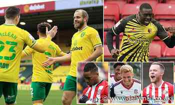 The EFL state of play ahead of the crucial Easter weekend