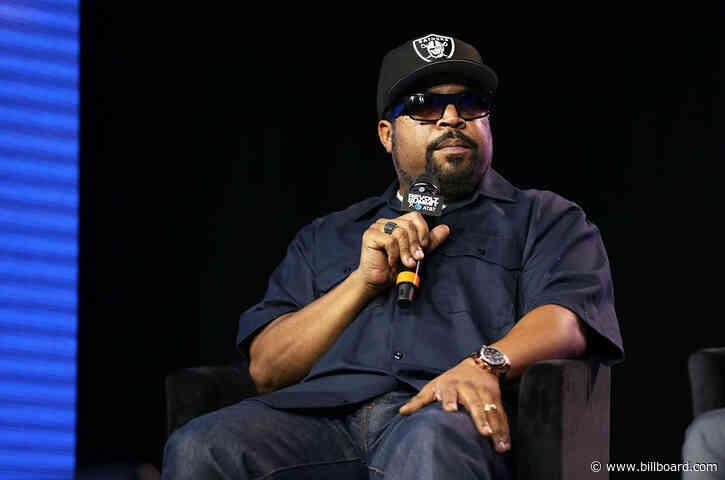 Ice Cube Files Fiery Suit Against Robinhood App