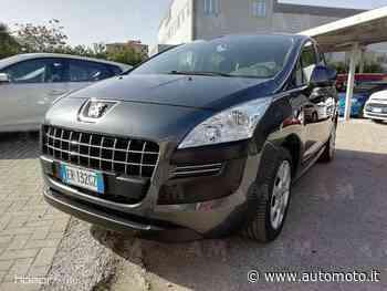 Vendo Peugeot 3008 1.6 HDi 115CV Access usata a Trezzano sul Naviglio, Milano (codice 8718572) - Automoto.it
