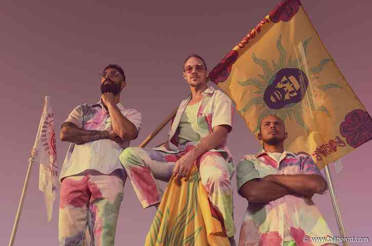 There Is a Lot Going On in the Video For Major Lazer's New Sia & Labrinth Collab 'Titans'