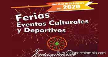 ▷ Ferias y Fiestas 2020 en Ventaquemada, Boyacá - Ferias y Fiestas - Viajar por Colombia