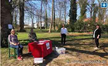 Rundgang in Rastede: Osterstationsweg am Turnierplatz - Nordwest-Zeitung